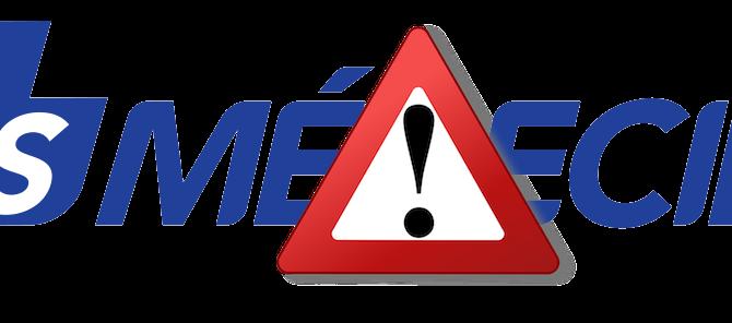 SOS Médecins ne dessert plus Gressy à compter de ce jour 1er. décembre 2016