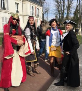 Monsieur Carnaval 2018