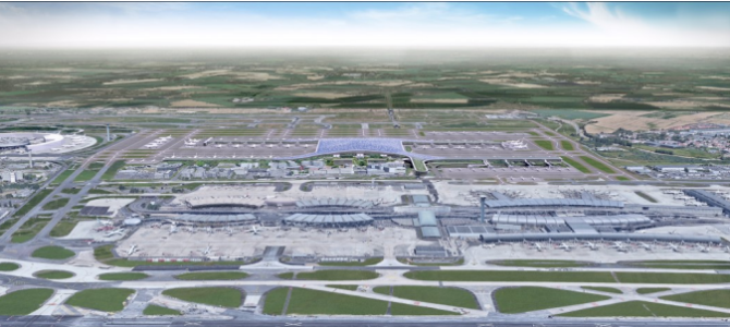 Concertation Projet Terminal 4 Roissy Charles de Gaulle