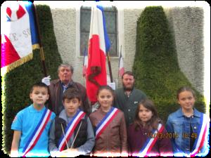 Célébration du 19 mars 2014 à Gressy