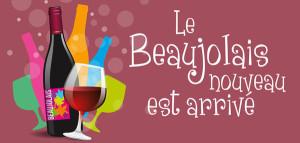 Soirée « Beaujolais Nouveau » @ Salle des fêtes
