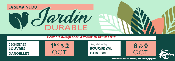 La semaine du jardin durable